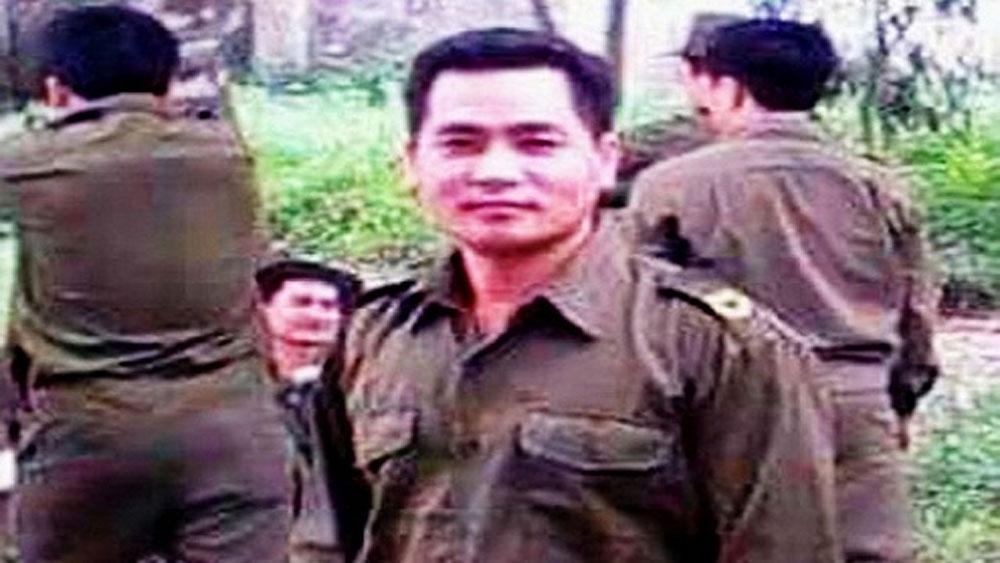 Trưởng Công an xã hy sinh khi giúp dân chống bão, lũ được công nhận Liệt sĩ
